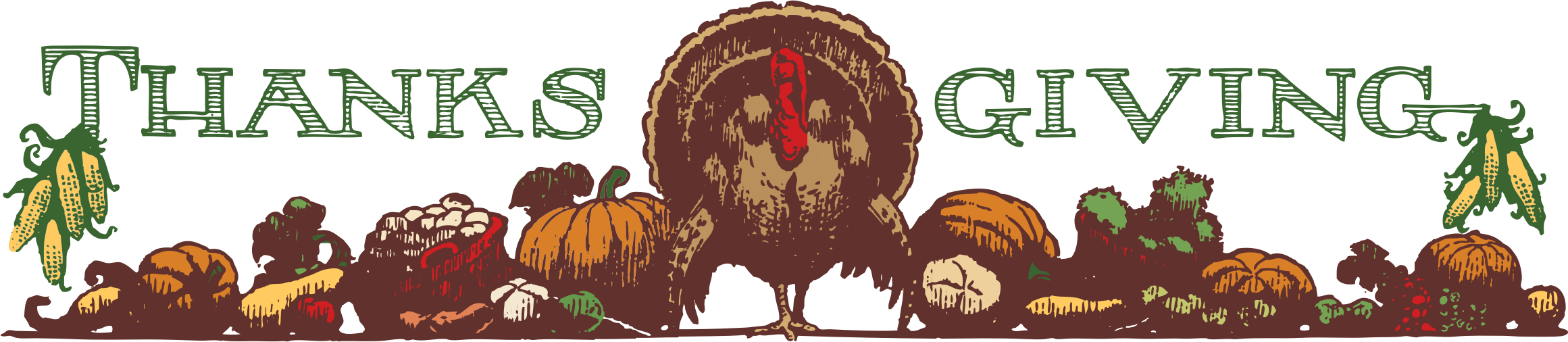 Thanksgiving clipart color image free download Thanksgiving clipart food header image free download