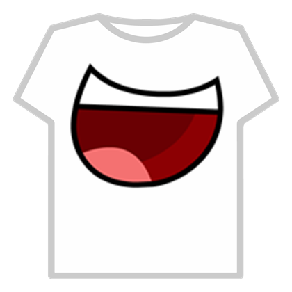 Headless clipart graphic black and white library Laughing Clipart Mouth [Headless Head] - Roblox graphic black and white library