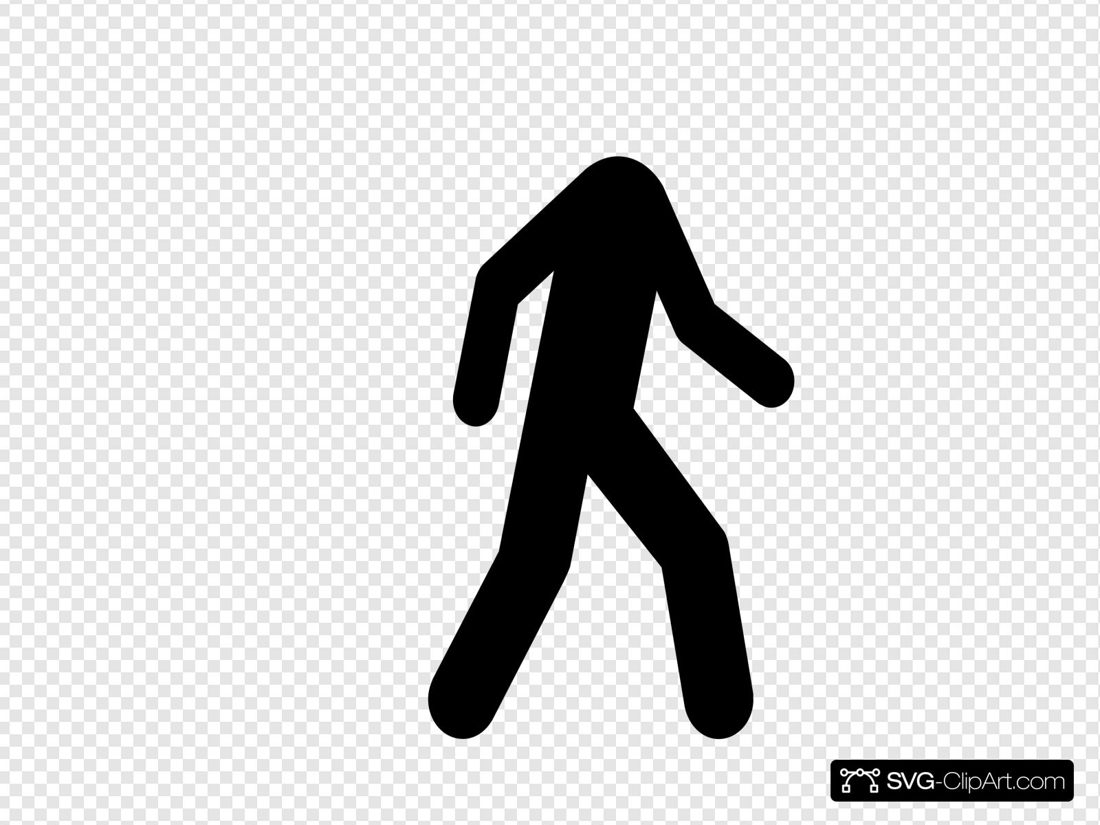 Headless clipart svg download Headless Walking Clip art, Icon and SVG - SVG Clipart svg download