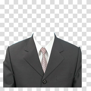 Headless red tie all black suit clipart image freeuse Suit Necktie Clothing Dress, Striped suit transparent background PNG ... image freeuse