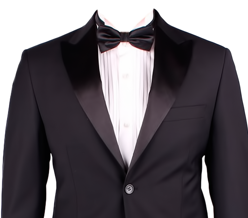 Headless red tie all black suit clipart free Suit PNG images free download free