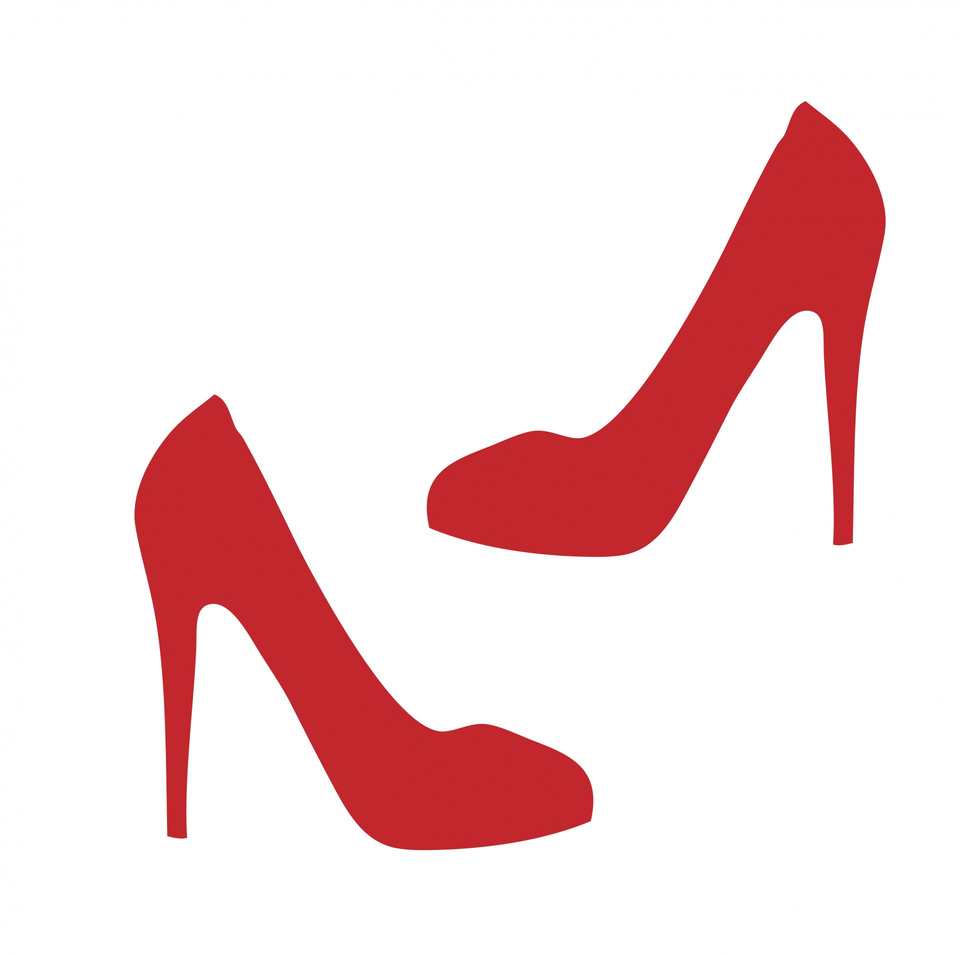 Walking red bottom heels clipart svg black and white library 56+ Heels Clipart | ClipartLook svg black and white library