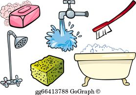 Health and hygiene clipart clipart royalty free library Hygiene Clip Art - Royalty Free - GoGraph clipart royalty free library