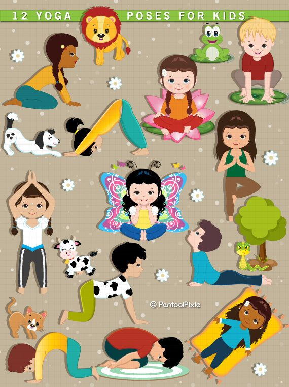 Health and wellness images for children clipart picture stock Yoga clipart, Kids Yoga, Meditation, Excercise clipart, Yoga ... picture stock