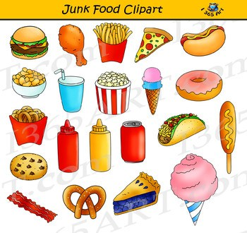 Healthy food vs junk food clipart image free download Junk food vs healthy food clipart 5 » Clipart Portal image free download