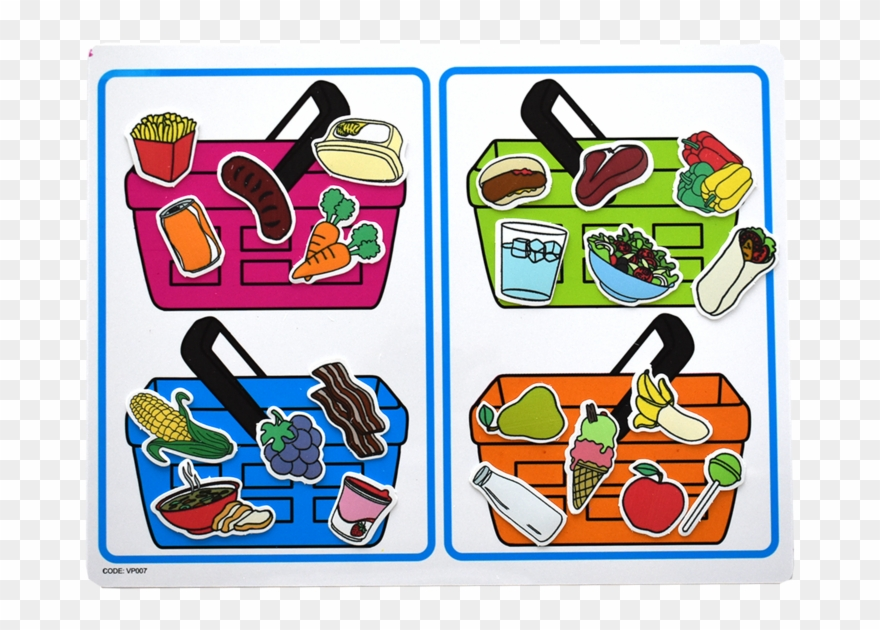 Healthy food vs junk food clipart picture transparent Healthy And Unhealthy Foods Clipart (#2305180) - PinClipart picture transparent
