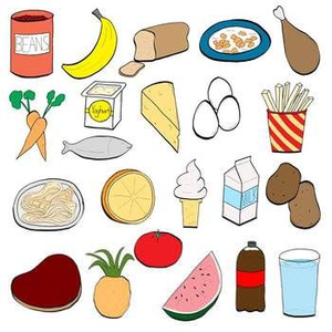 Healthy foods cliparts free svg royalty free download Eating Healthy Foods Clipart | Free Images at Clker.com ... svg royalty free download