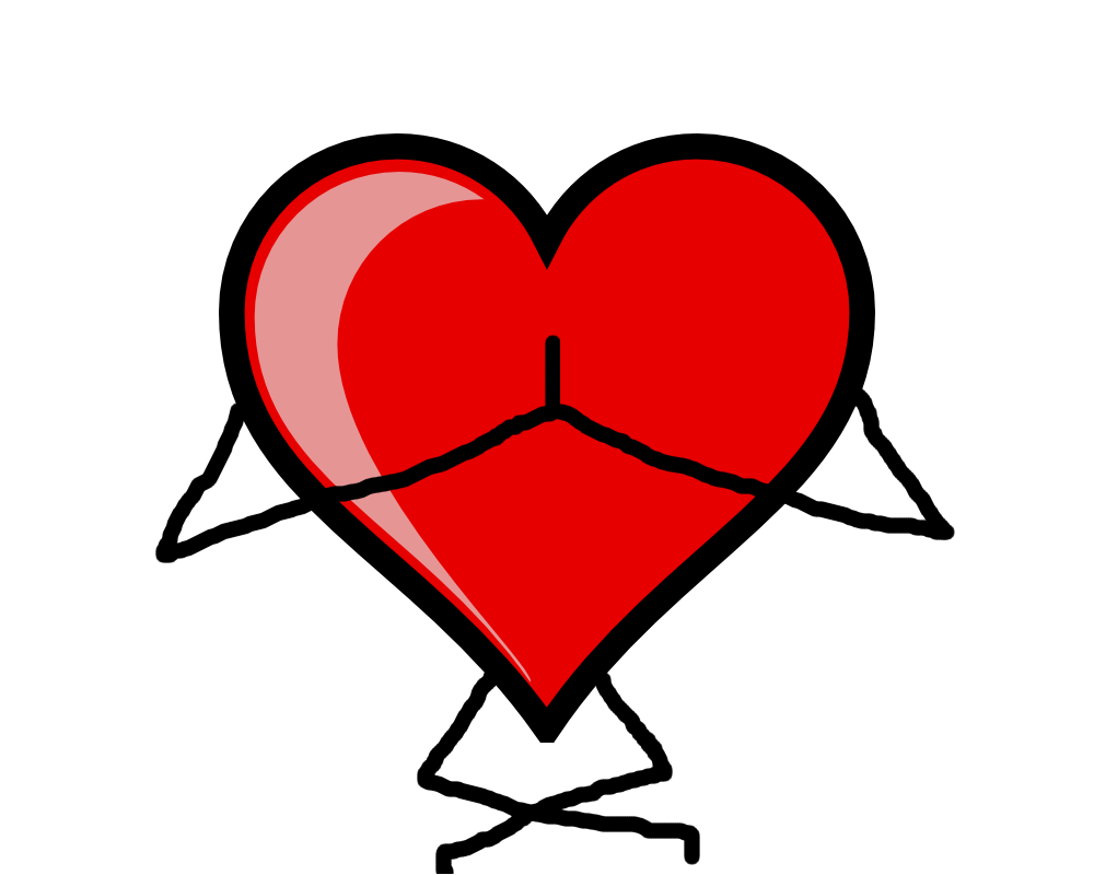 Healthy heart clipart png black and white download Index of /pbingo/tmp01/pb0896547001486323524 png black and white download