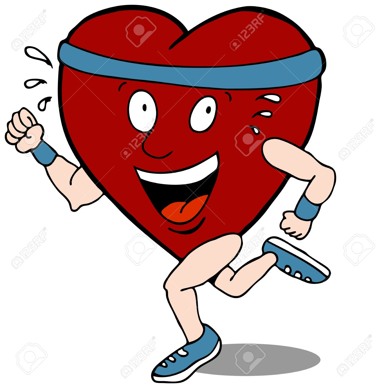 Healthy heart clipart free image library library Heart clip art exercise - 15 clip arts for free download on ... image library library