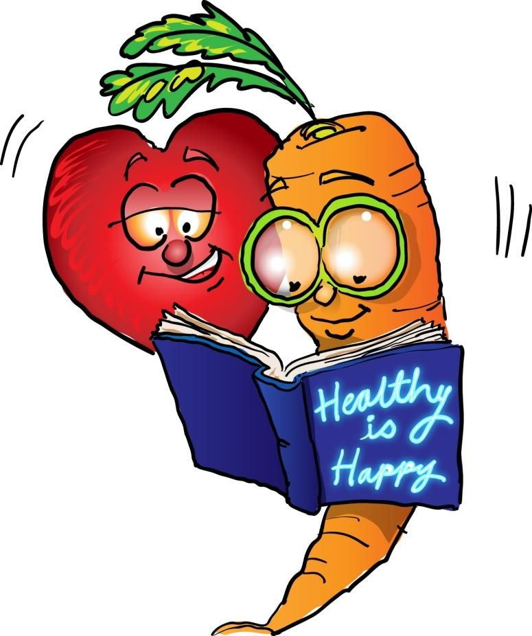 Healthy ingredients clipart picture free download Health and Wellness Clip Art | the control button and click ... picture free download