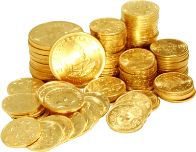 Heap of clipart gold coins transparent background svg library Gold Coins transparent PNG - StickPNG svg library