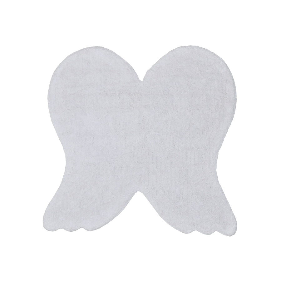 Heart and angel wings clipart image library stock Angel Wings Rug image library stock
