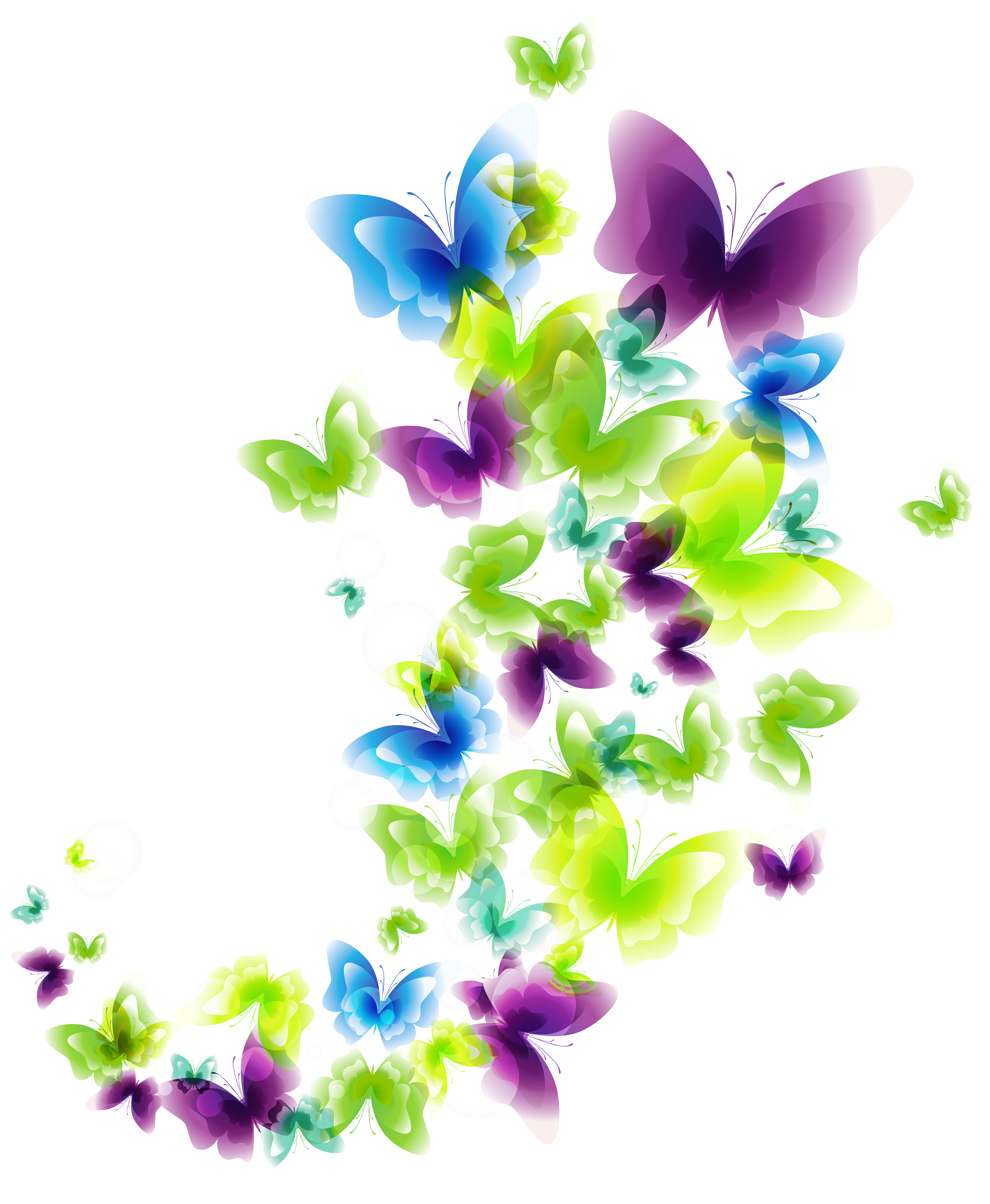 Heart and butterfly clipart jpg freeuse download Deco Butterflies PNG Clipart Picture | Gallery Yopriceville - High ... jpg freeuse download