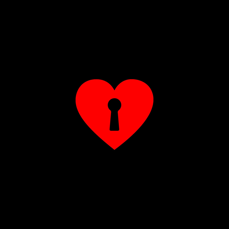 Heart key clipart jpg download Clipart - Locked Heart And Keys jpg download