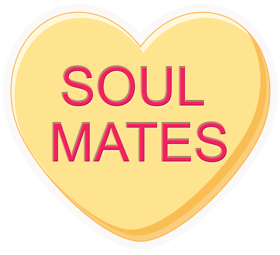 Heart and soul clipart png transparent library Conversation Hearts – POP Studios Props png transparent library