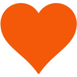 Heart artwork clipart vector stock Heart artwork clipart - ClipartFest vector stock
