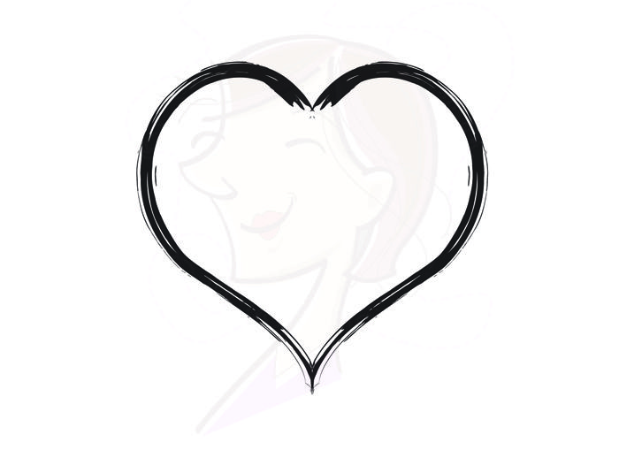 Heart artwork clipart png freeuse download Rustic heart clip art, valentine's day artwork $5.20 #rustic ... png freeuse download
