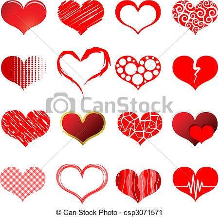 Heart artwork clipart png royalty free download Heart artwork clipart - ClipartFox png royalty free download