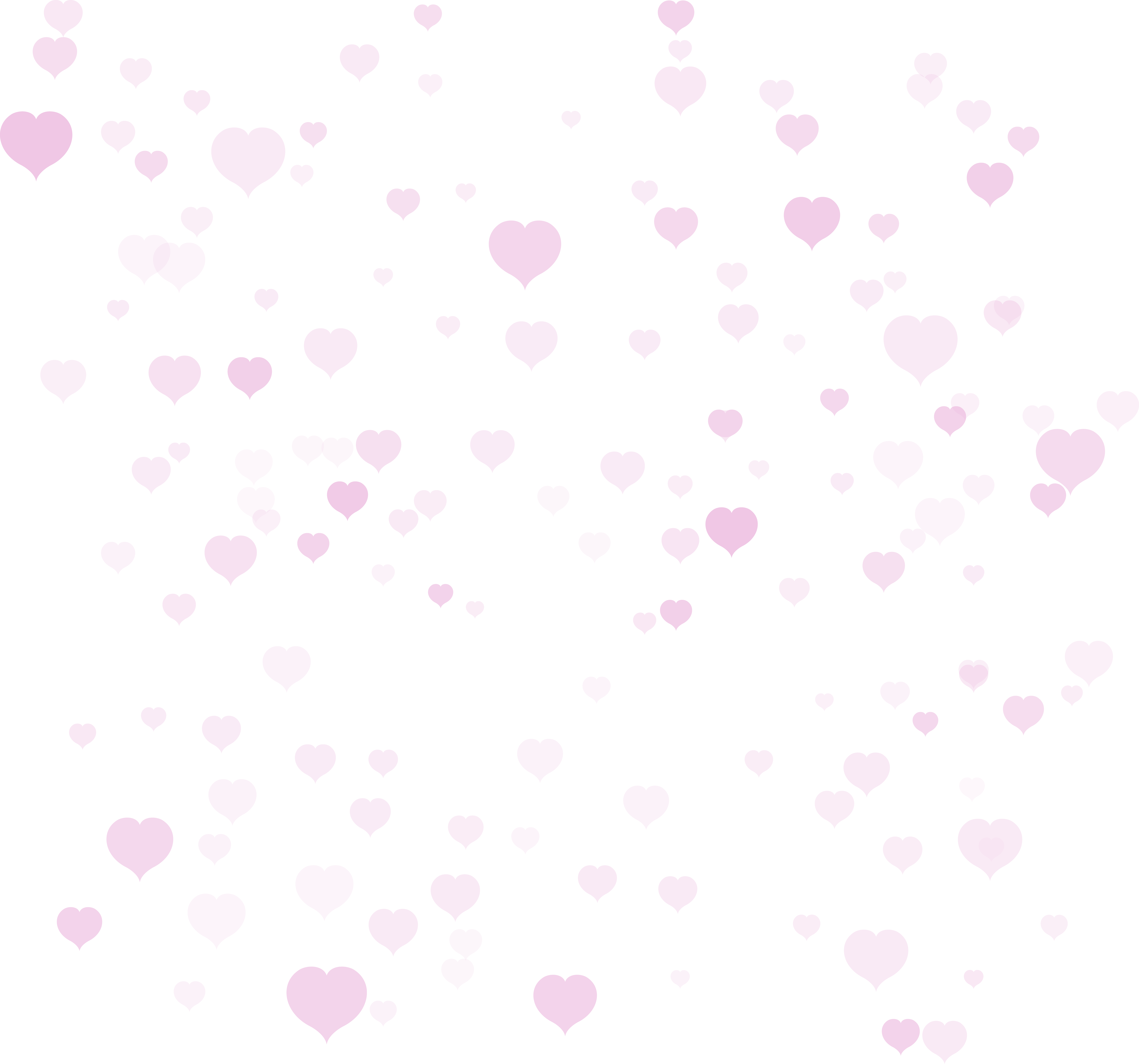 Lavender heart clipart clip art transparent library Hearts for Background Transparent PNG Clip Art | Gallery ... clip art transparent library
