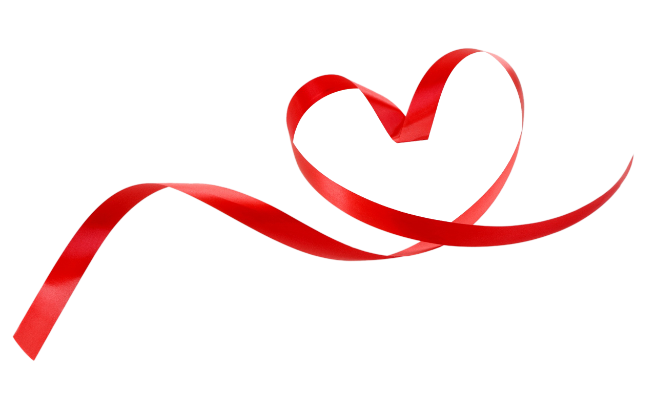 Heart background clipart picture library Heart Background Ribbon Style picture library
