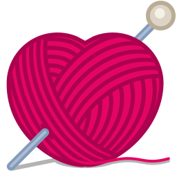 Heart ball of yarn clipart clip stock Yarn Ball Icon #424678 - Free Icons Library clip stock