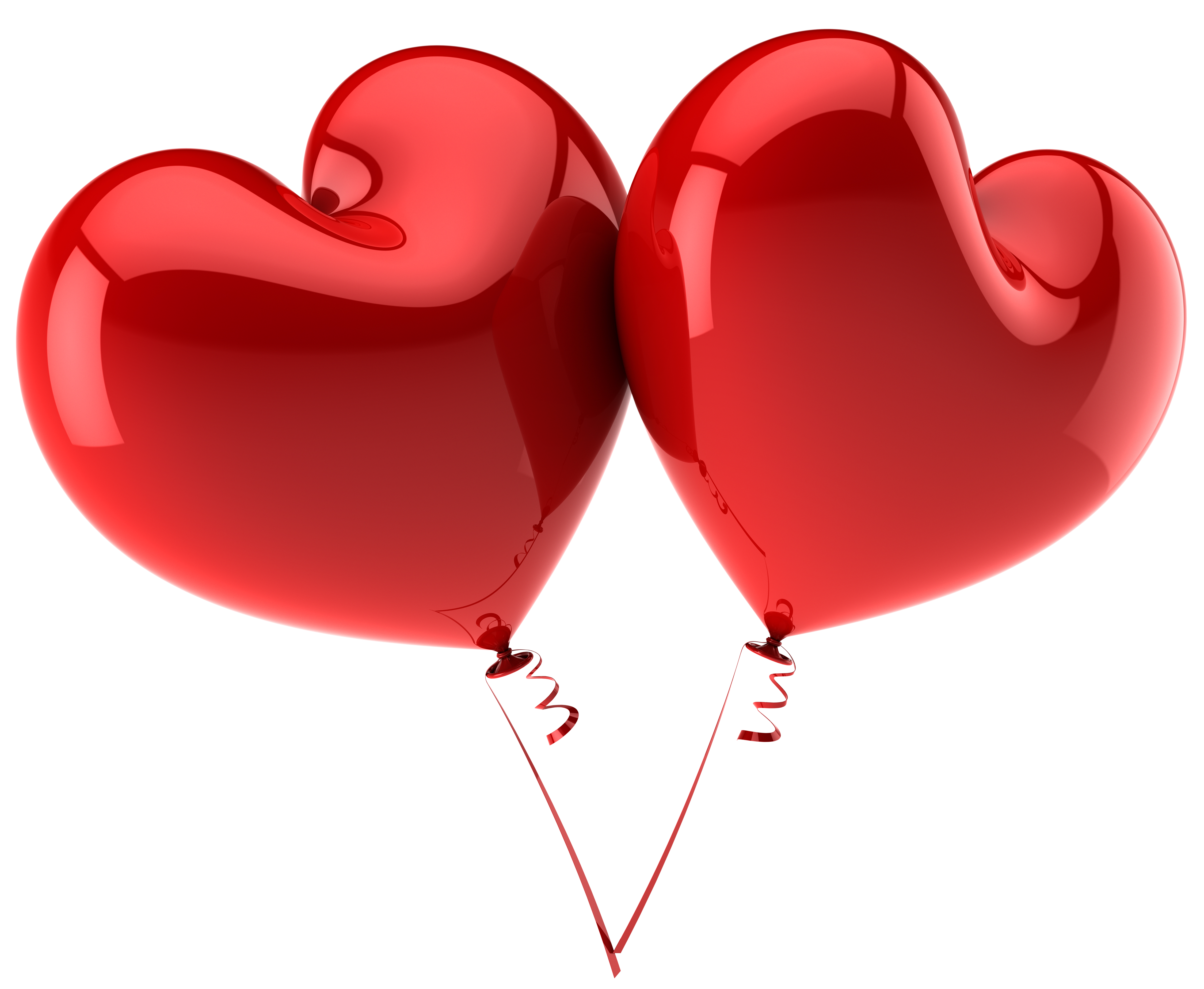 Heart balloon clipart picture free stock Heart Balloon Red Clip art - Red Large Heart Balloons PNG Clipart ... picture free stock