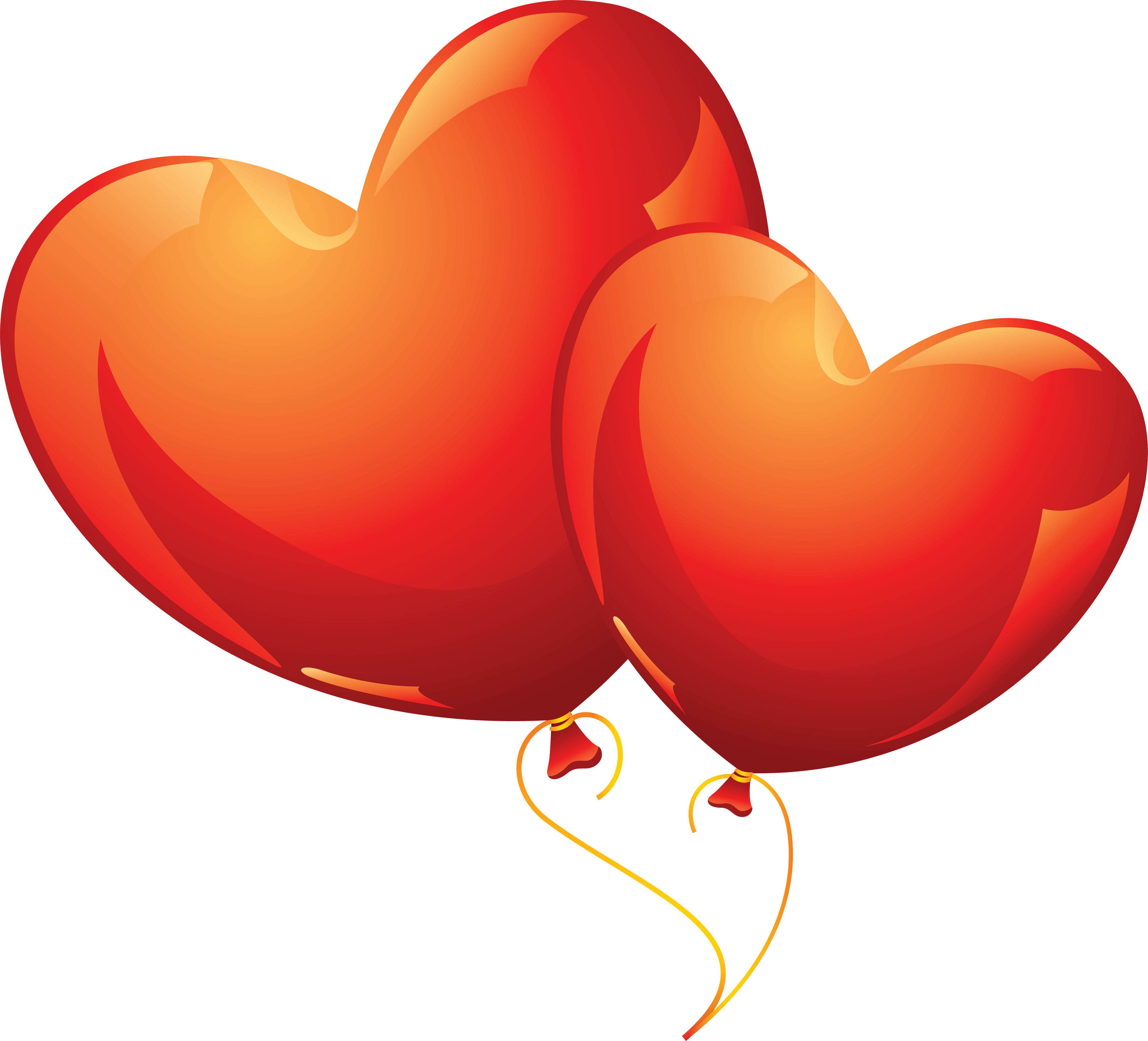 Heart balloons clipart png Barbie Silhouette Balloons at GetDrawings.com | Free for personal ... png