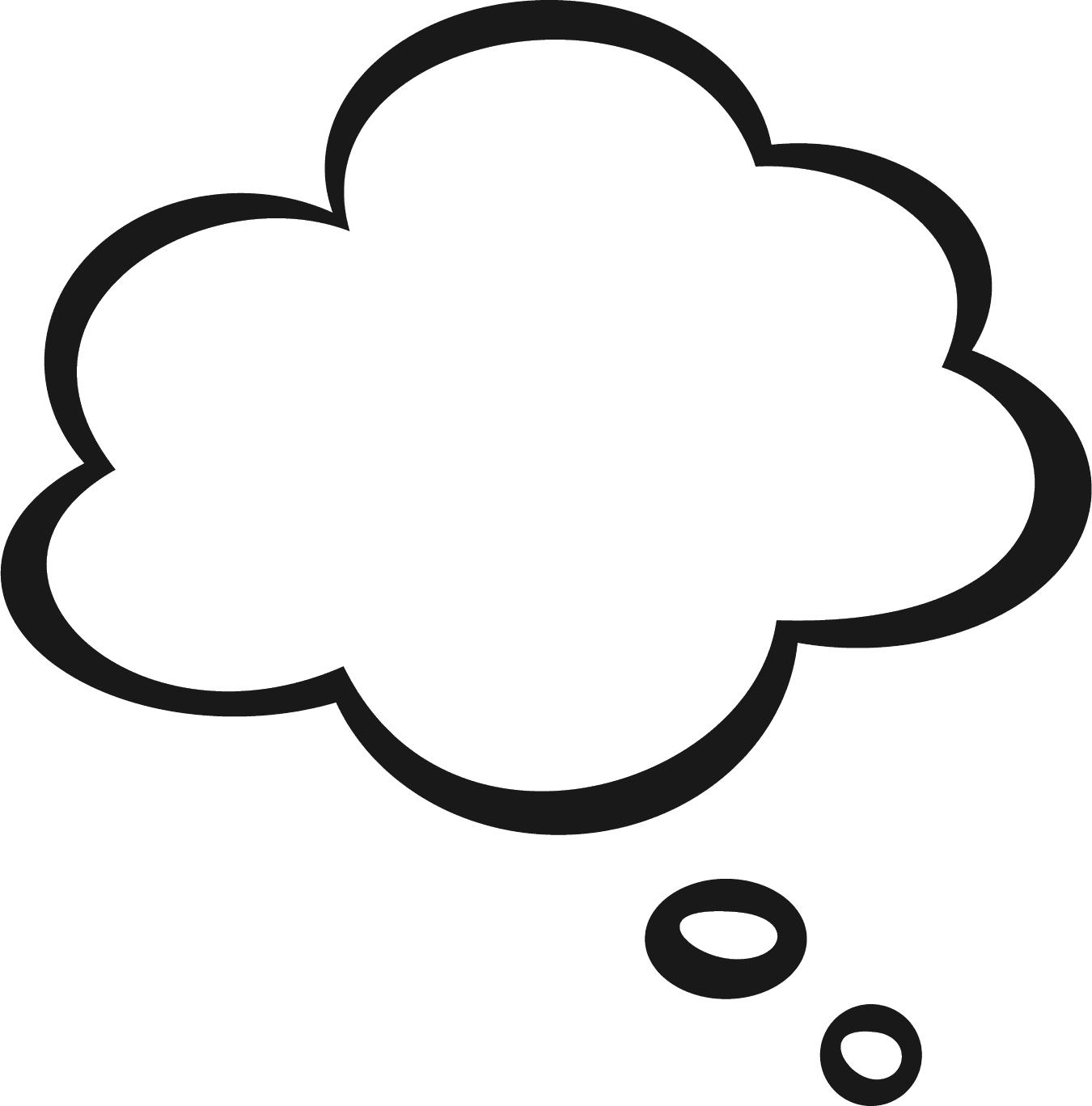 Heart balloons clipart black and white vector transparent Speech balloon Word Clip art - Idea Bubble Cliparts 1350*1368 ... vector transparent