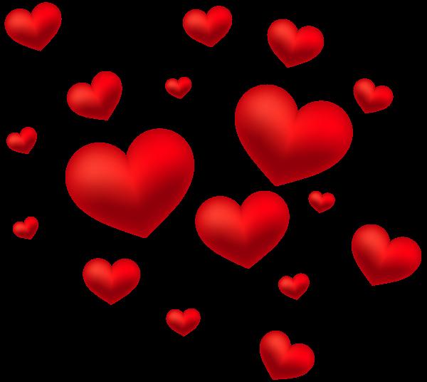 Heart beat clipart clip freeuse stock Hearts Decoration Transparent PNG Clip Art Image   Clip Art ... clip freeuse stock