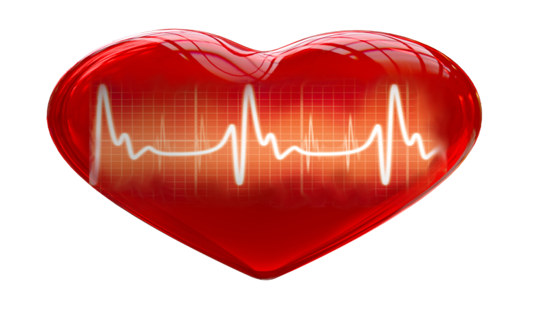 Heartbeat with heart clipart clipart black and white MSP in call for heart screening for young athletes | Holyrood Magazine clipart black and white