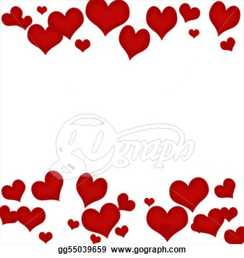 Heart border clipart images png library download 57+ Heart Border Clip Art | ClipartLook png library download