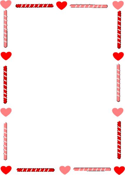 Heart border free clipart svg transparent Free Free Heart Border, Download Free Clip Art, Free Clip ... svg transparent