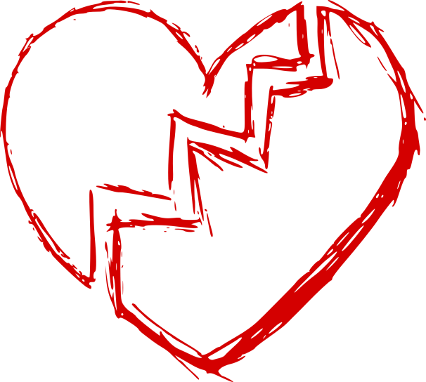 Heart broken clipart svg transparent The Best Way to Deal With Heart Break – The Freedom Post svg transparent
