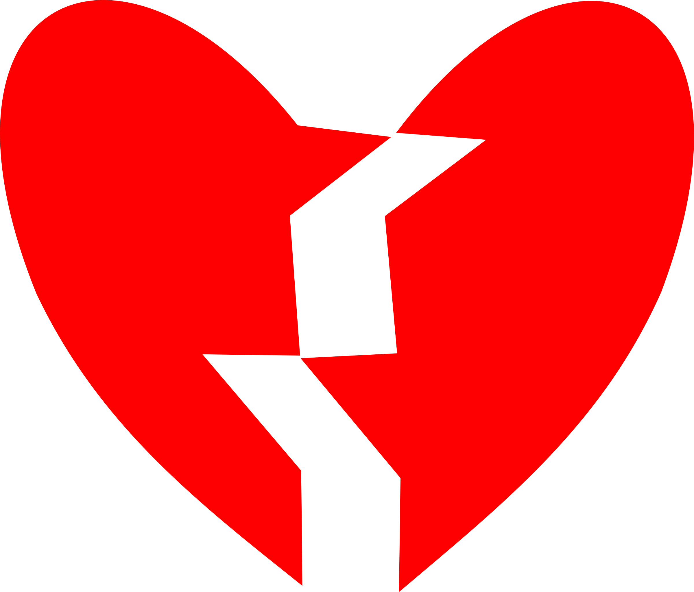 Heart broken clipart clip art freeuse stock Clipart - heart broken clip art freeuse stock
