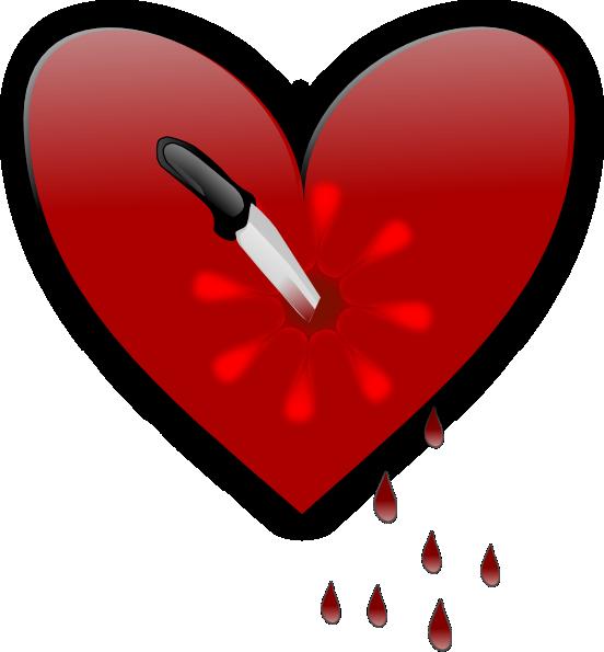 Heart broken clipart banner library Broken Heart Clip Art at Clker.com - vector clip art online, royalty ... banner library