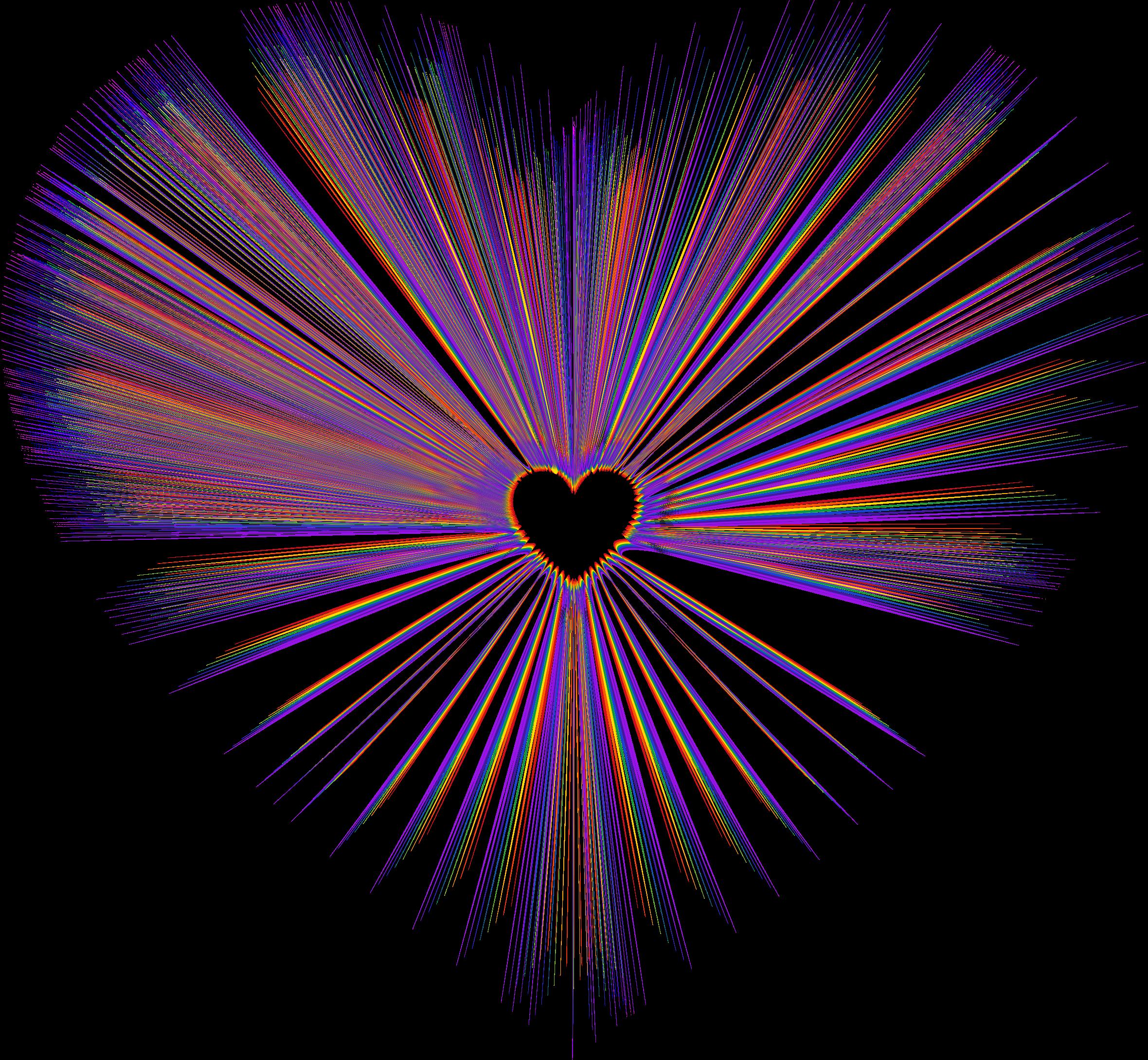 Heart burst clipart stock Clipart - Heart Burst stock