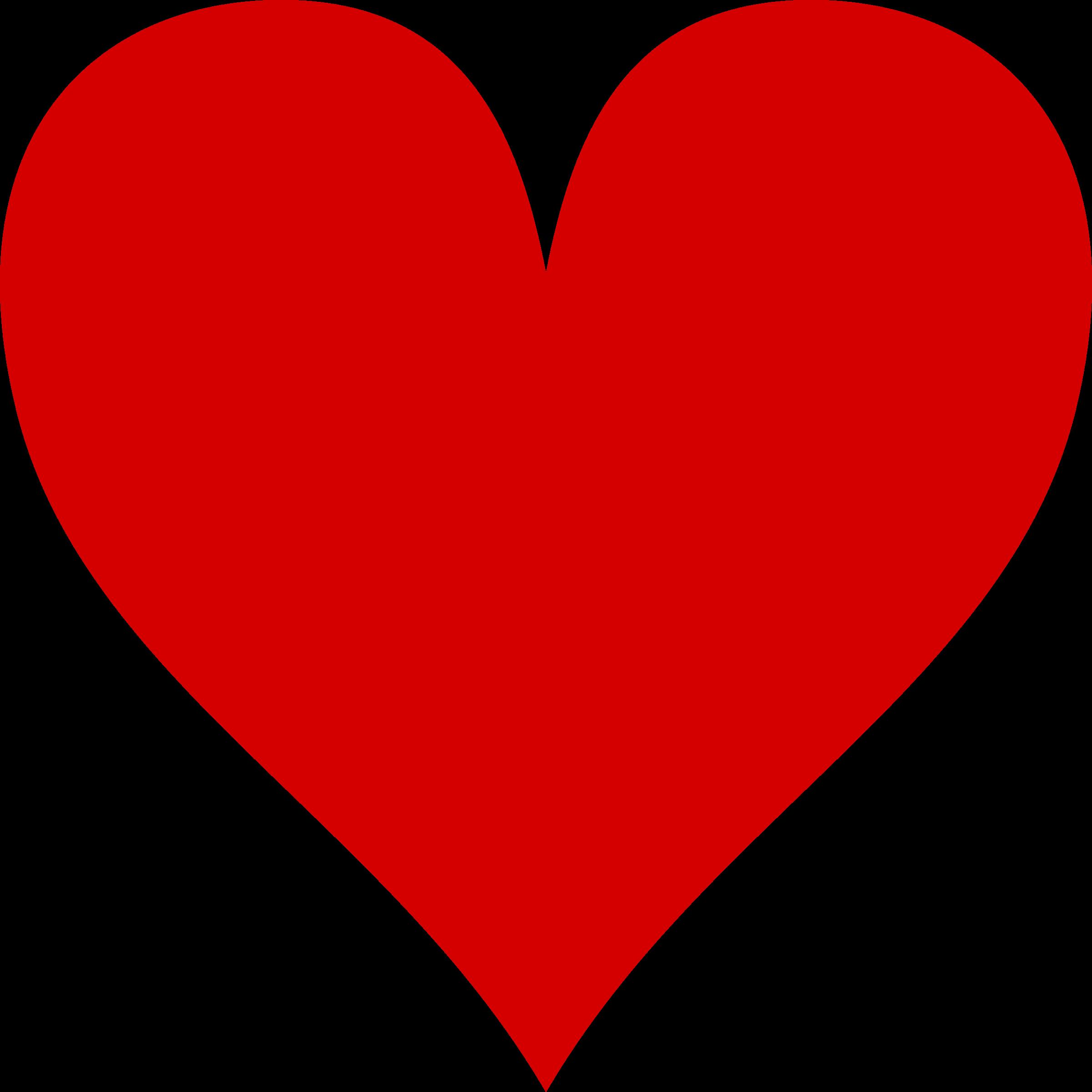 Heart card clipart clip library Clipart - card-coeur clip library