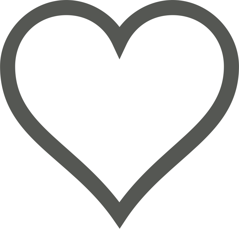 Heart character clipart png Clipart - Heart Icon (Deselected) png