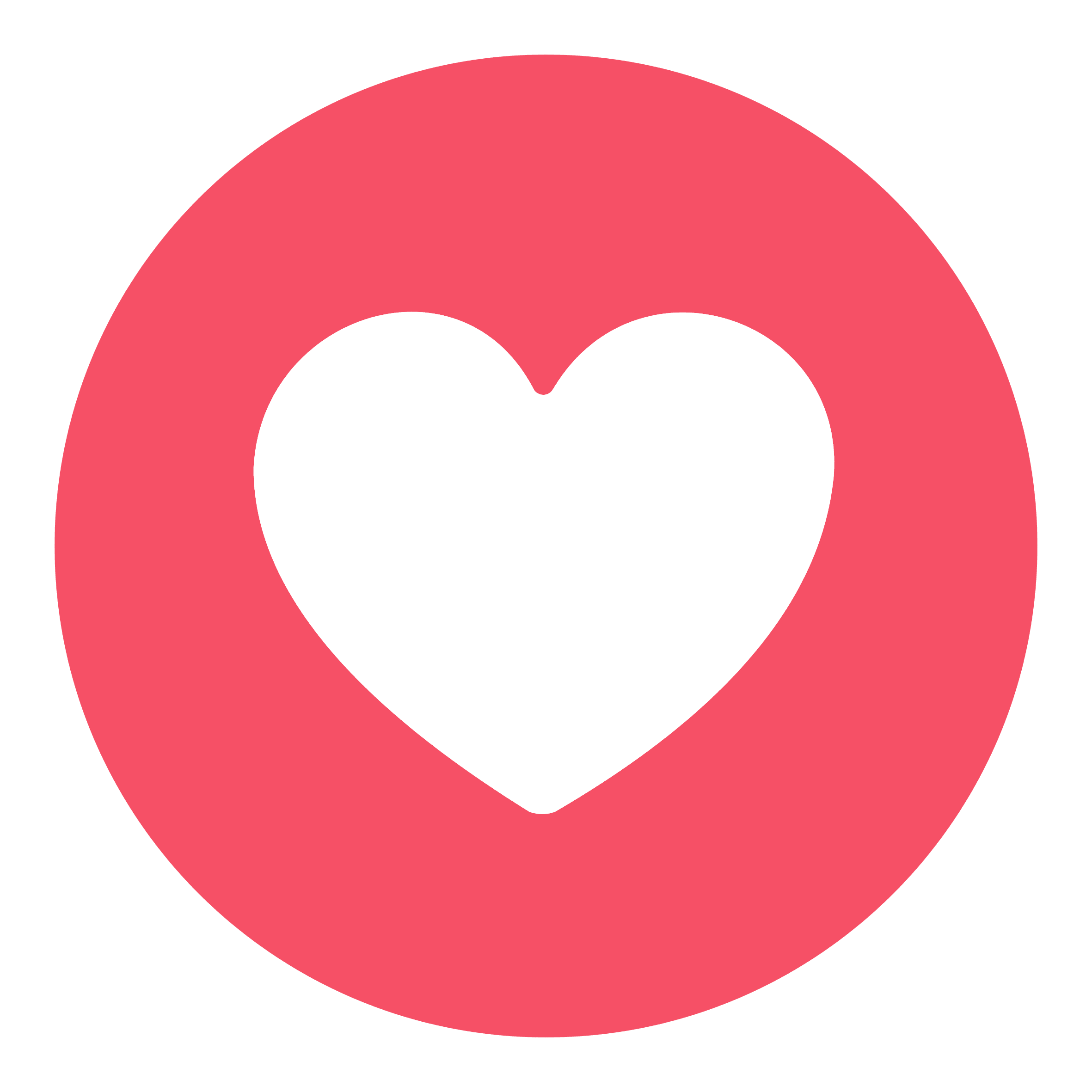 Heart circle clipart svg free download Facebook Circle Heart Love Png svg free download
