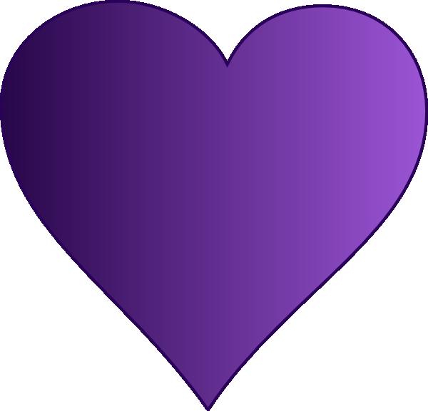 Public domain heart clipart image black and white stock Heart clipart purple ~ Frames ~ Illustrations ~ HD images ~ Photo ... image black and white stock