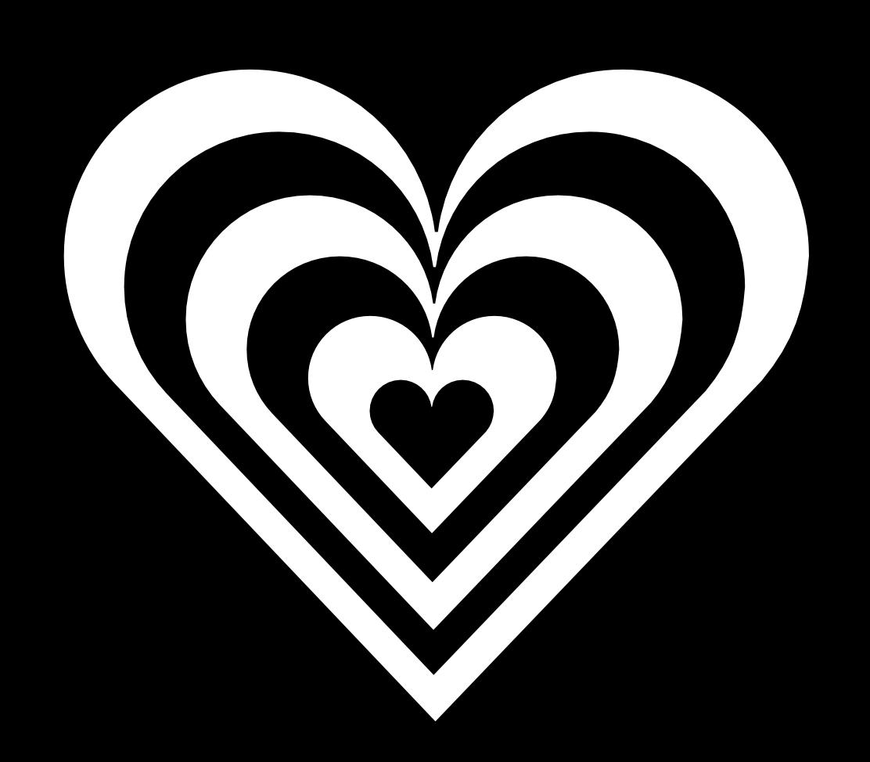 Heart clipart designs vector HD Black Heart Clipart - Heart Clip Art Designs Transparent ... vector