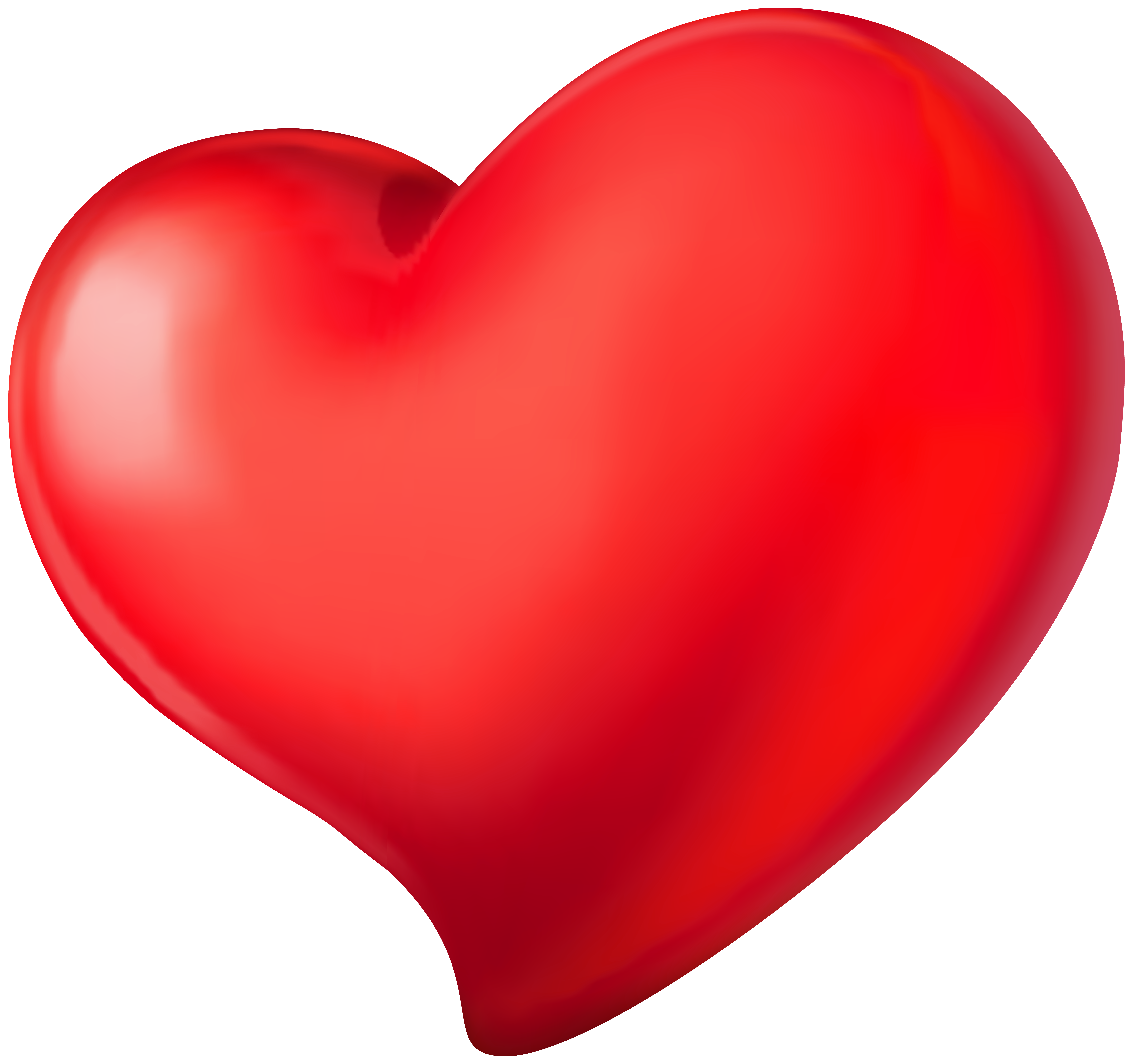 Heart clipart for kids picture free download Heart Red Transparent PNG Clip Art Image   Gallery Yopriceville ... picture free download