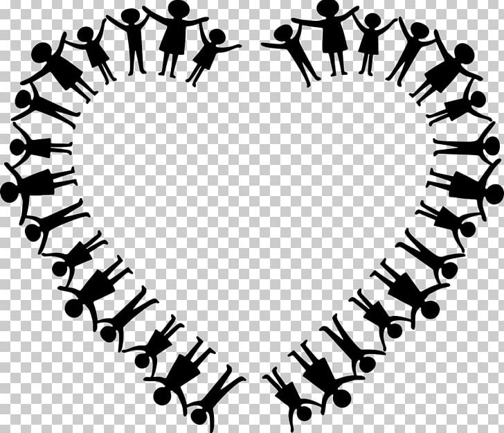 Heart clipart for kids black and white vector transparent Child T-shirt Heart PNG, Clipart, Anak, Arm, Black, Black ... vector transparent