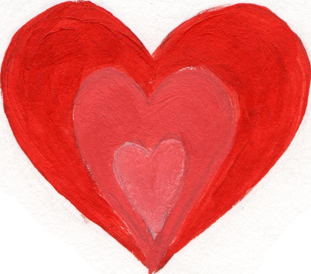 Heart clipart png transparent clipart transparent 14 Painted Heart (PNG Transparent) | OnlyGFX.com clipart transparent
