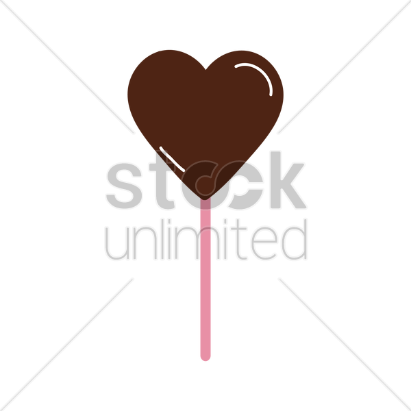 Heart clipart vector graphic free download Hearts clipart lollipop ~ Frames ~ Illustrations ~ HD images ~ Photo ... graphic free download