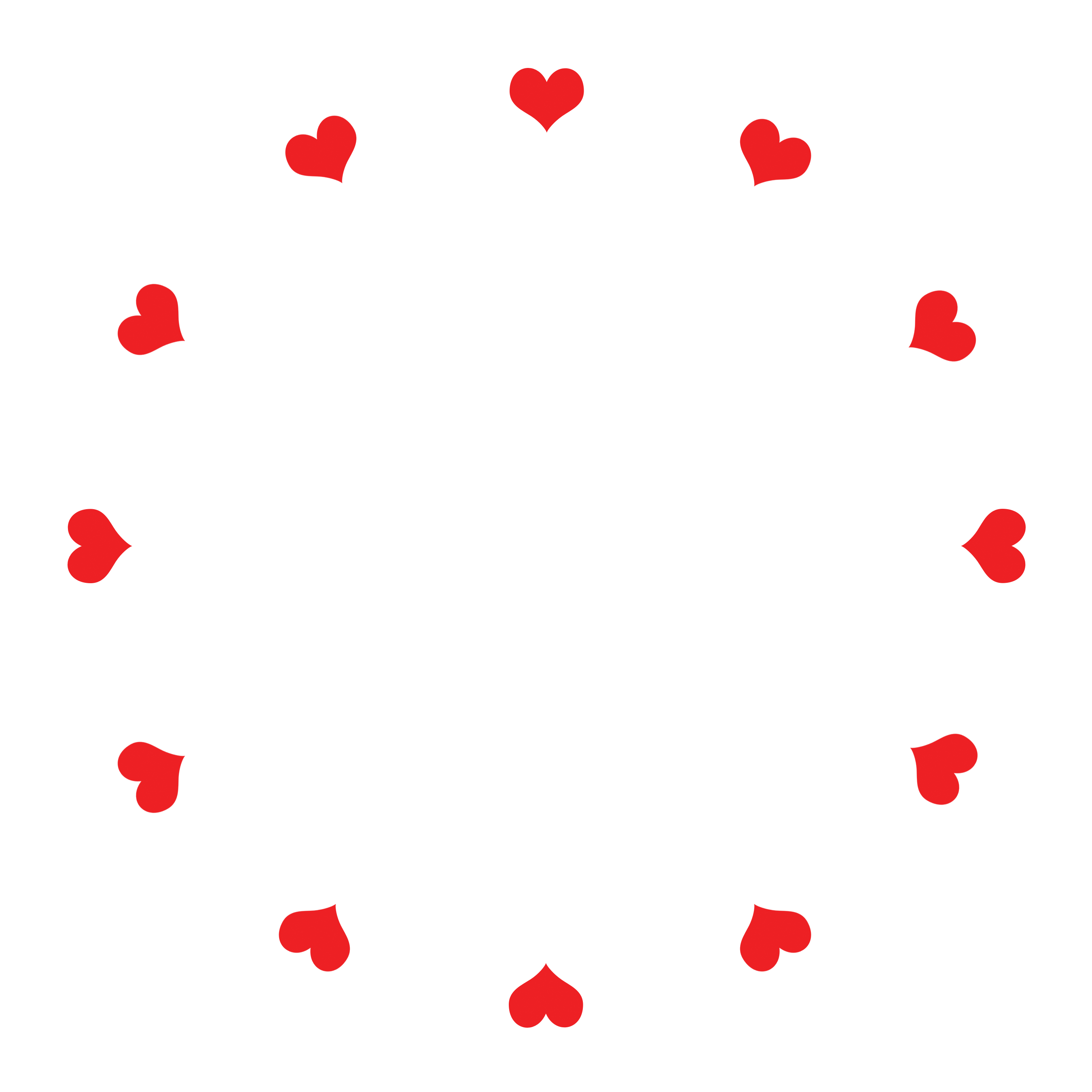Heart clock clipart jpg library library clock-face-hearts-red.png (2700×2700) | Clock | Pinterest | Clocks jpg library library