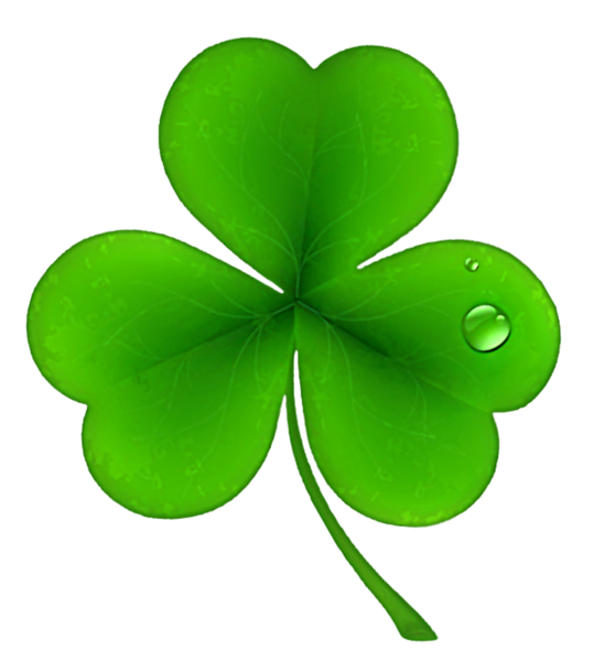 Heart clover clipart banner transparent patrick's day png | St Patricks Day Shamrock Clover PNG Clipart ... banner transparent
