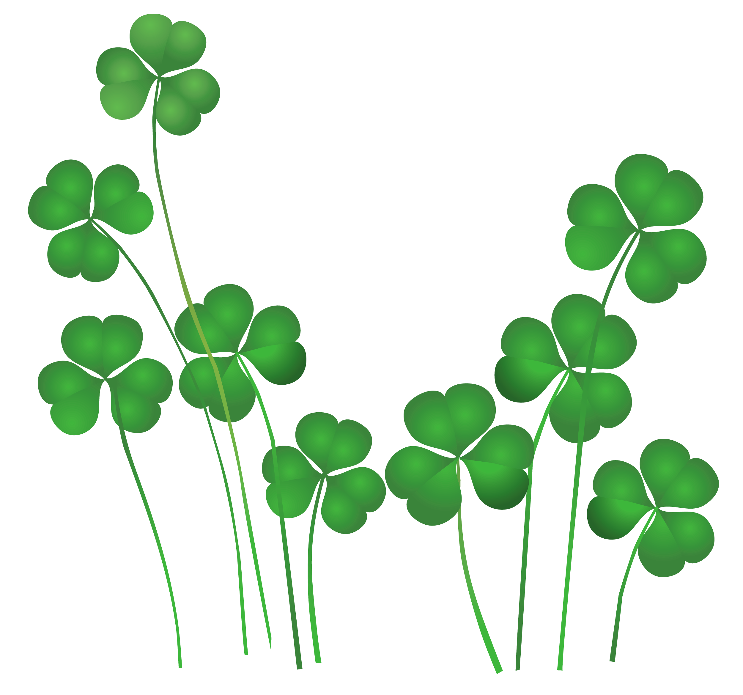 Heart clover clipart transparent library St. Patrick's Day Weekend | News Center | St. Patrick's Day ... transparent library
