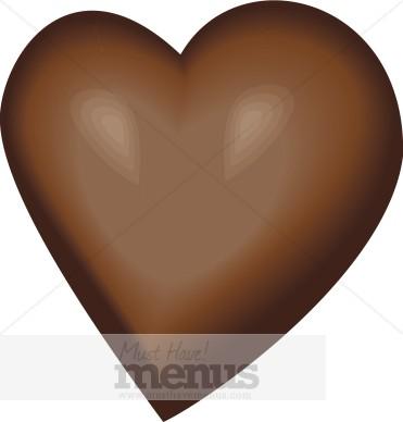 Heart cocoa clipart clip library download Heart Chocolate Clipart clip library download