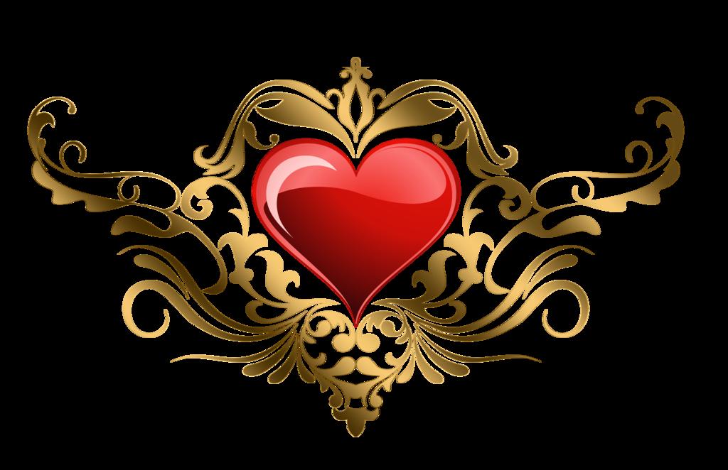 Heart corner clipart clip royalty free download Hearts Corners Lz 005 by Lyotta on DeviantArt clip royalty free download
